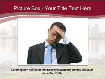 Downtown City PowerPoint Template - Slide 16