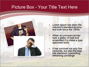 Downtown City PowerPoint Template - Slide 20