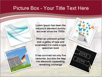 Downtown City PowerPoint Template - Slide 24