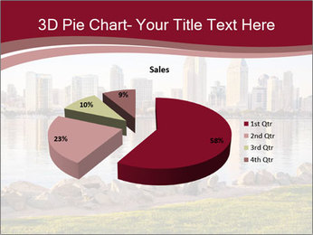 Downtown City PowerPoint Template - Slide 35