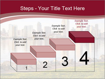 Downtown City PowerPoint Template - Slide 64