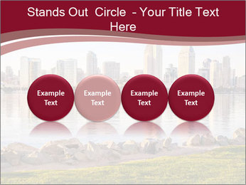 Downtown City PowerPoint Template - Slide 76