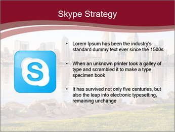 Downtown City PowerPoint Template - Slide 8