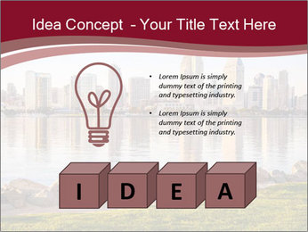 Downtown City PowerPoint Template - Slide 80