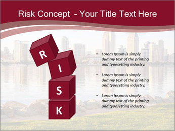 Downtown City PowerPoint Template - Slide 81