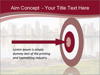 Downtown City PowerPoint Template - Slide 83