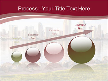 Downtown City PowerPoint Template - Slide 87