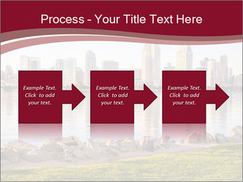 Downtown City PowerPoint Template - Slide 88