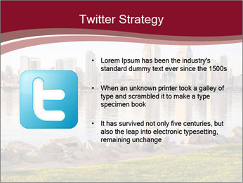 Downtown City PowerPoint Template - Slide 9