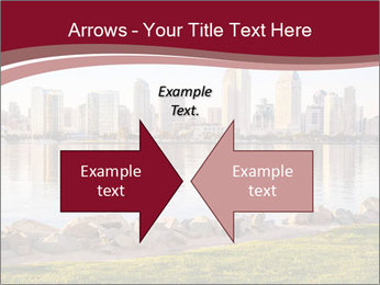 Downtown City PowerPoint Template - Slide 90