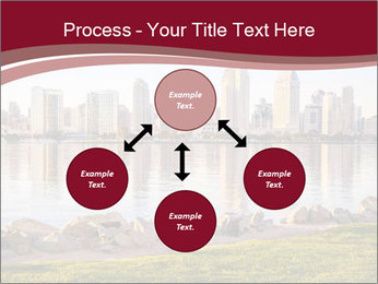 Downtown City PowerPoint Template - Slide 91