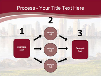 Downtown City PowerPoint Template - Slide 92