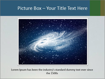 Night Sky And Car PowerPoint Template - Slide 15