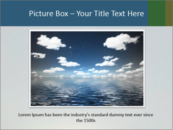 Night Sky And Car PowerPoint Template - Slide 16