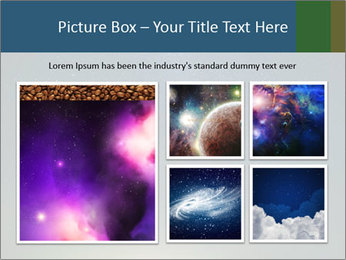 Night Sky And Car PowerPoint Templates - Slide 19