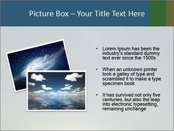 Night Sky And Car PowerPoint Templates - Slide 20
