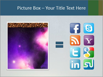 Night Sky And Car PowerPoint Templates - Slide 21