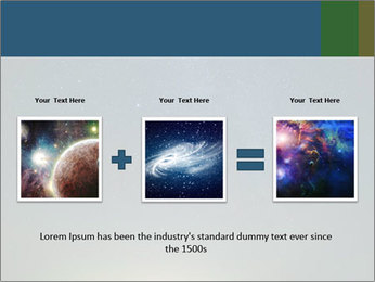 Night Sky And Car PowerPoint Templates - Slide 22