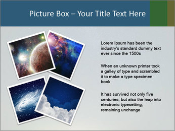 Night Sky And Car PowerPoint Templates - Slide 23
