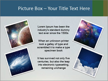 Night Sky And Car PowerPoint Template - Slide 24