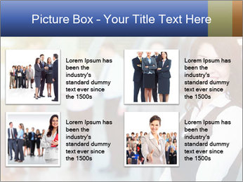 Corporate Team PowerPoint Template - Slide 14