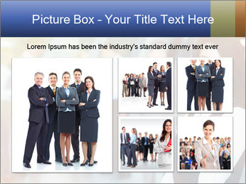 Corporate Team PowerPoint Template - Slide 19