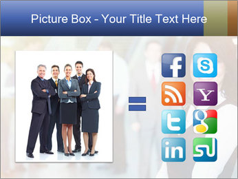 Corporate Team PowerPoint Template - Slide 21