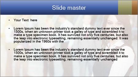 Corporate Team PowerPoint Template - Slide 2