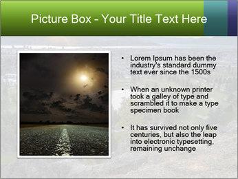 Canadian Landscape PowerPoint Template - Slide 13