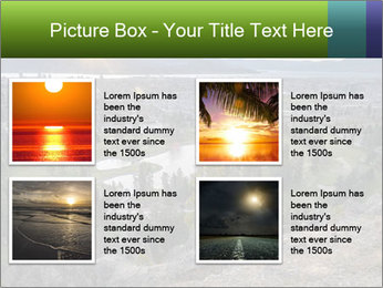 Canadian Landscape PowerPoint Template - Slide 14