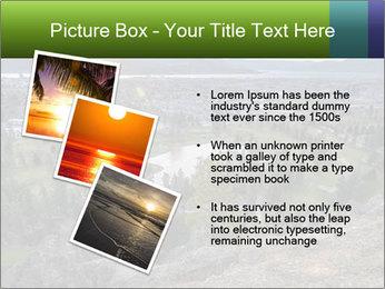 Canadian Landscape PowerPoint Template - Slide 17