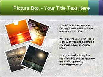 Canadian Landscape PowerPoint Template - Slide 23