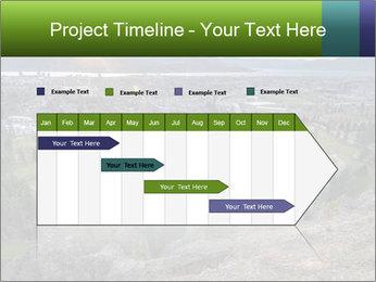 Canadian Landscape PowerPoint Template - Slide 25