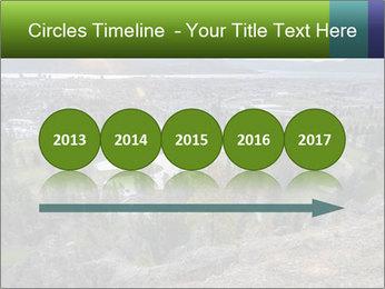 Canadian Landscape PowerPoint Template - Slide 29