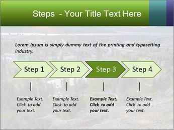 Canadian Landscape PowerPoint Template - Slide 4