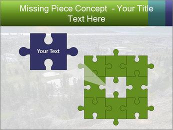 Canadian Landscape PowerPoint Template - Slide 45