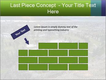 Canadian Landscape PowerPoint Template - Slide 46