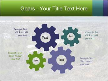 Canadian Landscape PowerPoint Template - Slide 47