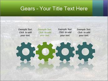 Canadian Landscape PowerPoint Template - Slide 48