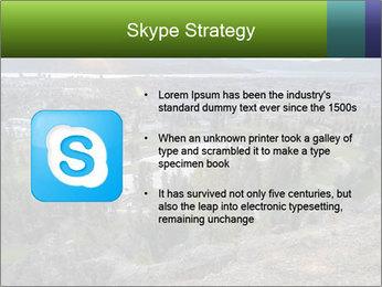Canadian Landscape PowerPoint Template - Slide 8