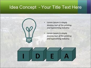 Canadian Landscape PowerPoint Template - Slide 80