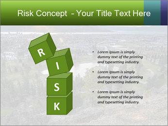 Canadian Landscape PowerPoint Template - Slide 81