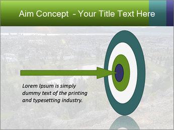 Canadian Landscape PowerPoint Template - Slide 83