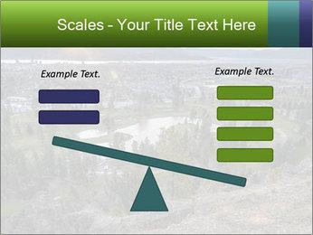Canadian Landscape PowerPoint Template - Slide 89