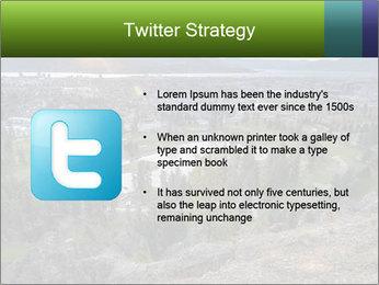 Canadian Landscape PowerPoint Template - Slide 9