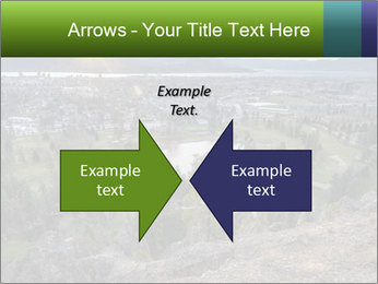 Canadian Landscape PowerPoint Template - Slide 90