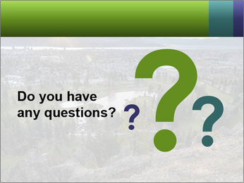 Canadian Landscape PowerPoint Template - Slide 96