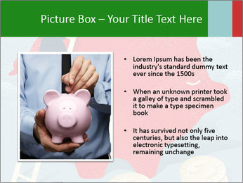 Money Savings PowerPoint Templates - Slide 13