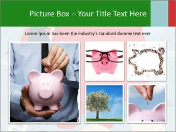 Money Savings PowerPoint Templates - Slide 19