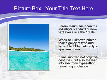 Paradise Beach PowerPoint Templates - Slide 13